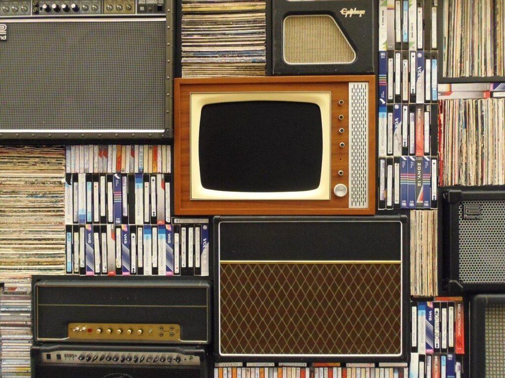 海外のテレビ周りのインテリアは日本とは異なる